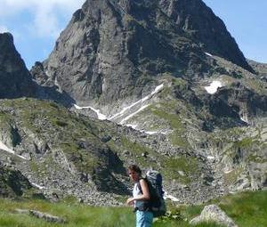 THE HAUTE ROUTE OF THE BALKANS